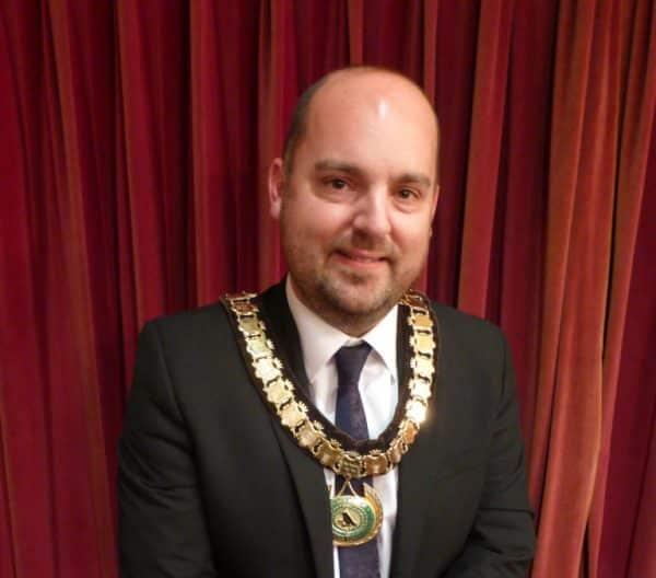 Town Mayor - Greg Rose