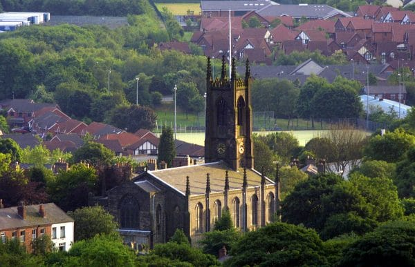 A picture of Horwich
