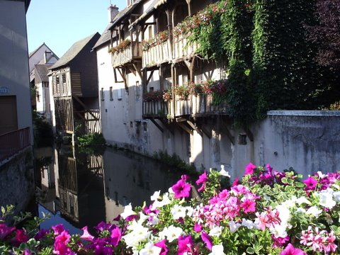 A picture of Montargis, France