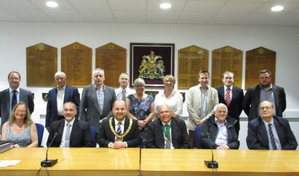 Picture of All Councillors